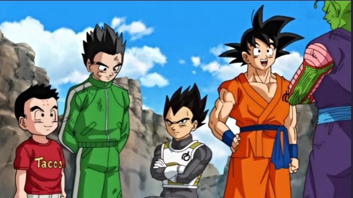dragon ball super equipo