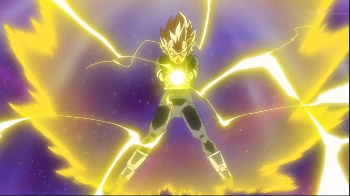 dragon ball super, vegeta