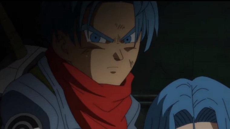 Dragon Ball Super: Trunks