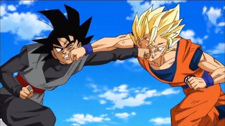 Dragon Ball Super: Goku vs Black