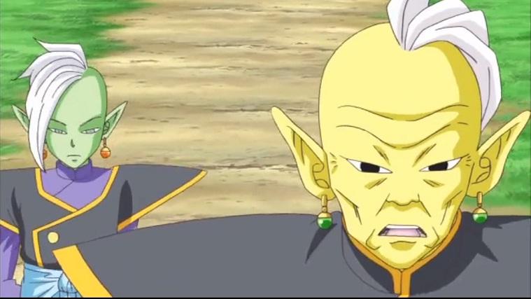dragon ball super zamasu y gowasu