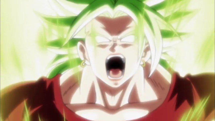 kale, dragon ball super