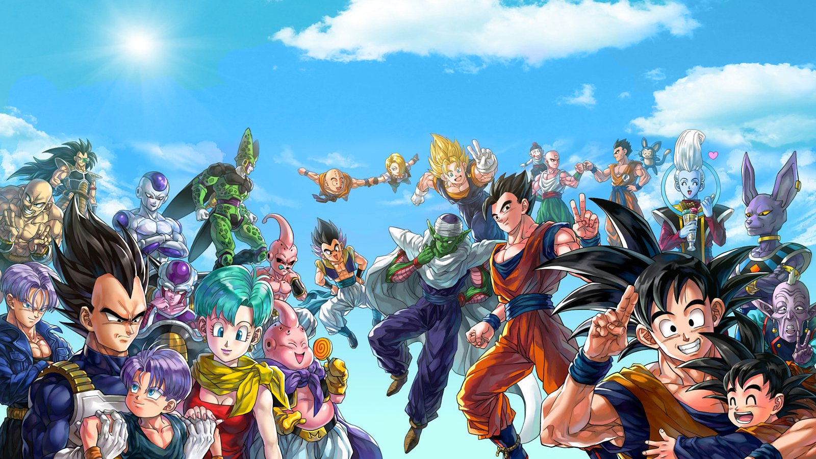 todo sobre Dragon Ball