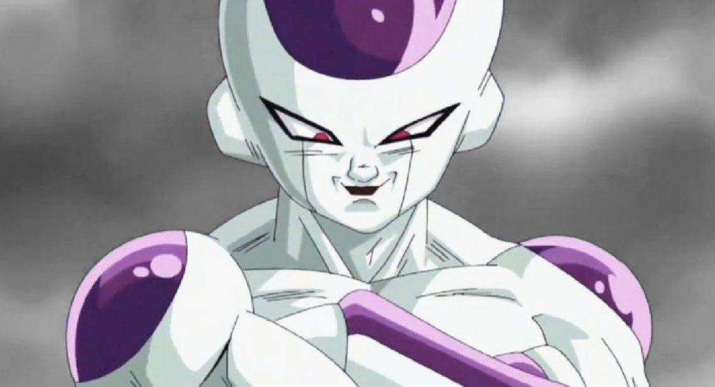 Dragon Ball personajes poderosos